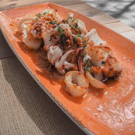 Calamares de Vilanova
