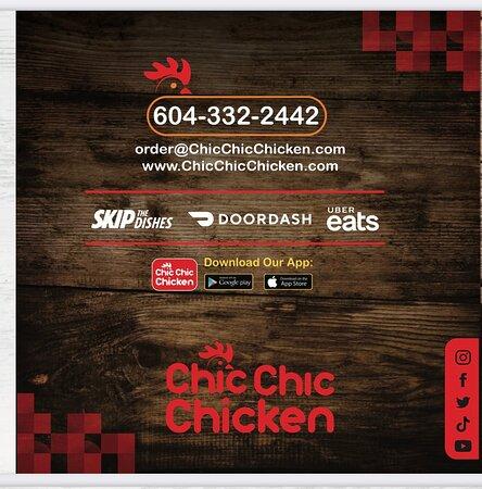 Chic Chic Chicken Fried Chicken Surrey