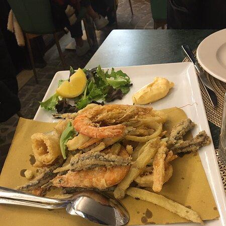 Una cena a Rimini