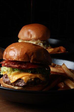 Burger americana Burger blue paris