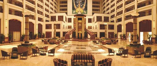Lobby at The Lalit Mumbai
