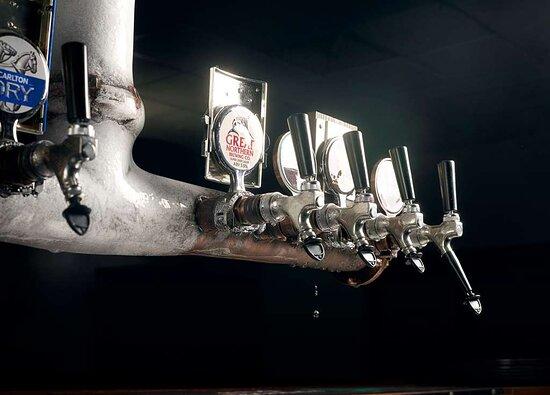 Firehouse Bar BeerTap