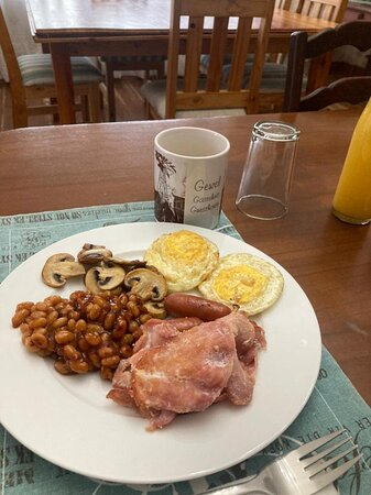 Ficksburg, África do Sul: The best way to start the day!