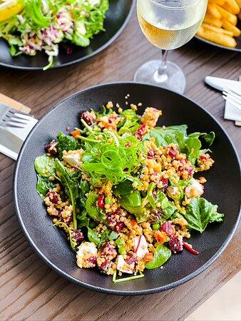 Burleigh Waters, Australia: Salad