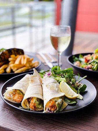 Burleigh Waters, Australia: New menu