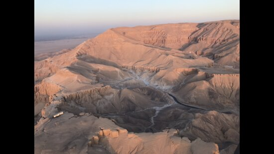 Sunrise Hot Air Balloon with Full Day Tour to the East and West Bank of Luxor 사진