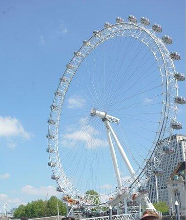 London Eye View 1