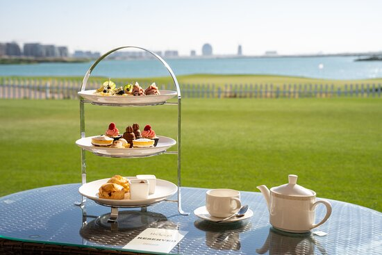 Afternoon Tea at Hickory's Restaurant, Yas Links Abu Dhabi  Every Sunday - Thursday, 4PM-7PM  Price starts from AED 89 net
