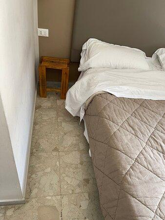 Questo è il bagno di una suite de luxe  Pagata circa 78,00€ al giorno senza colazione