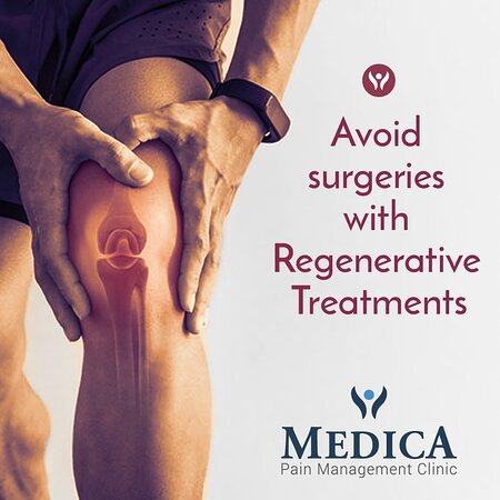 London, UK: Avoid Surgery with Regenerative therapy at medica stem cells clinic