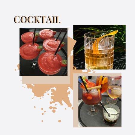 Somos especialistas en Cocktails ! Ven y compruéba 🤗