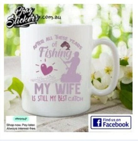 We have a gift of Custom Coffee Mugs for your whole family, check this out today. Free Shipping over $30 for all orders in Australia.  https://www.bragstickers.com.au/product-category/custom-coffee-mugs/