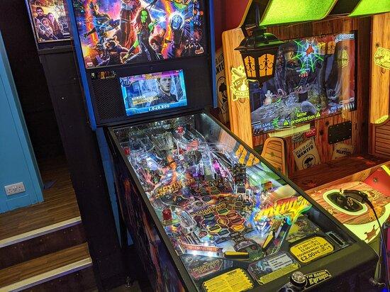 High Score Arcades Newbury