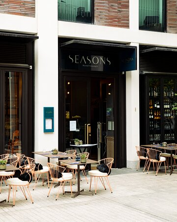 London, UK: We are more than just a fishmonger. We are more than just a fish restaurant. We are fish. We are fresh fish. We are SeaSons