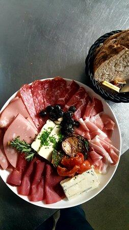 Italiaans tapas bord