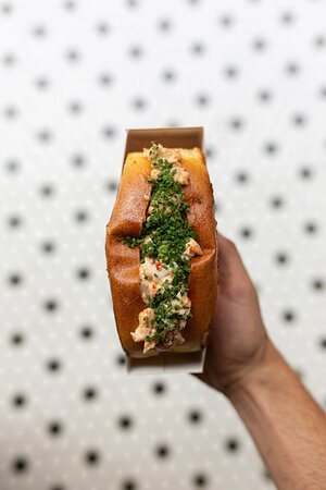 """Le lobster roll """"Classic"""""""