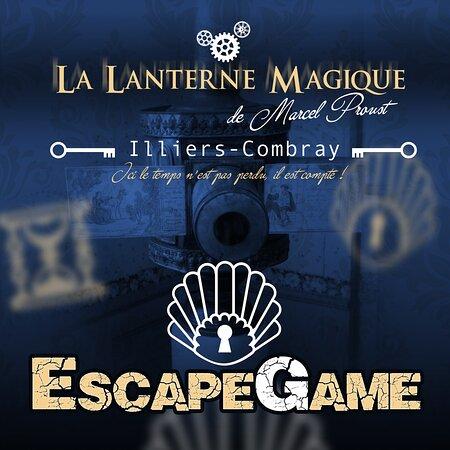 Escape Game la Lanterne Magique de Marcel Proust