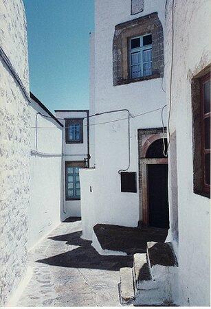 Da una vecchia diapo.. Santorini Grecia