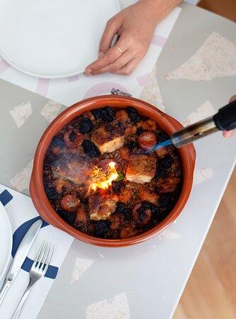 Arroz de Forno à Antiga (com carnes do fumeiro)