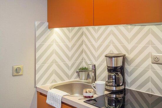 T2 - Standard Apartment - Kitchenette