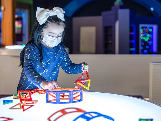 DuPage Children's Museum (DCM) engages children and their families through hands-on, play-based science, technology, engineering, math, and arts experiences.