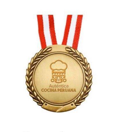 Vallenar, Chile: Medalla de oro