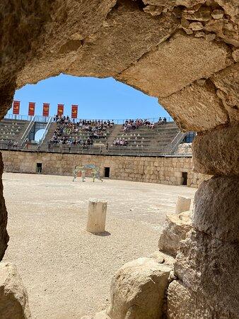 Kiryat Gat, Israel: האמפיתאטרון הרומי בבית גוברין-מרשים!!! Israel 🇮🇱