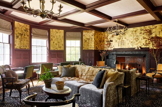 Nathaniel Lord Mansion (at the Kennebunkport Captains Collection)