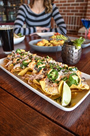 Lake City Nachos are highly recommended!