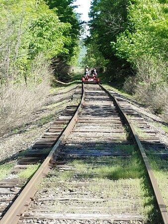 Along the Rail
