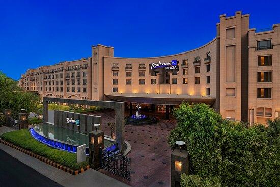 Radisson Blu Plaza Delhi Airport, hoteles en Nueva Delhi