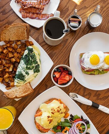 Breakfast anyone??