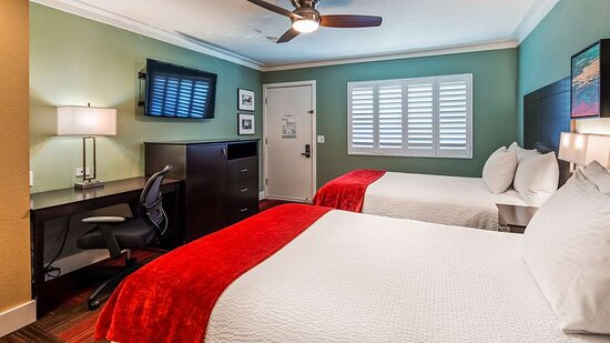 Two Double Bed Room