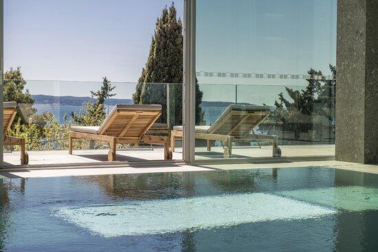 Spalato Spa - Indoor pool