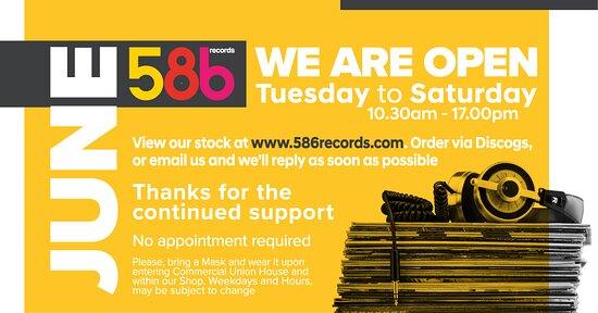 586 Records