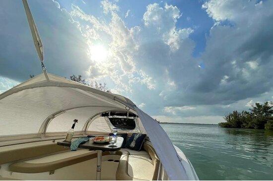 Hutchinson Island, FL: Indian River Lagoon Views