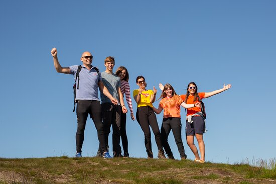 Rauland, Norvège: Fjellvandring