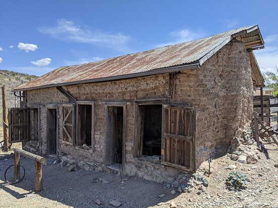 Lordsburg, NM: Shakespeare Ghost Town