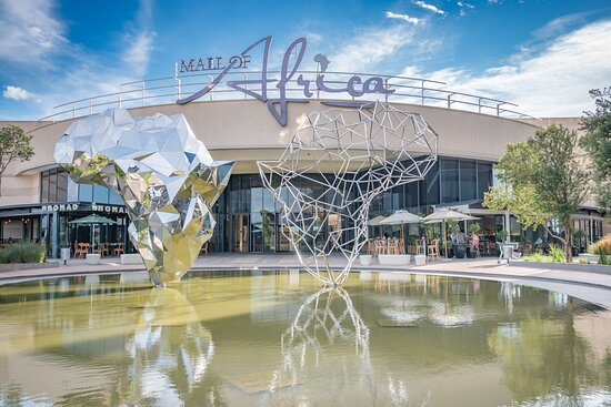 Midrand, South Africa: Mall of Africa