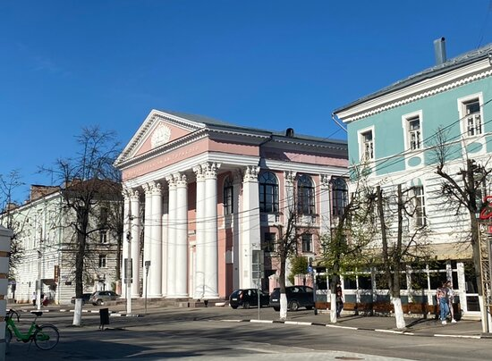 Tver Regional Universal Scientific Library named after A. M. Gorkiy
