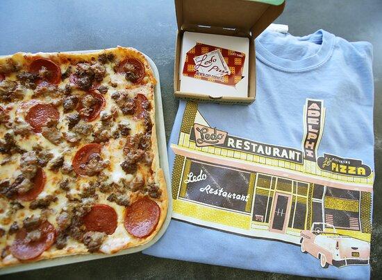 Lexington Park, MD: Ledo Pizza