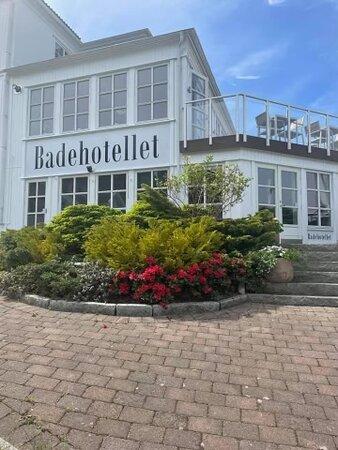 Holmsbu, Noruega: Badehotellet