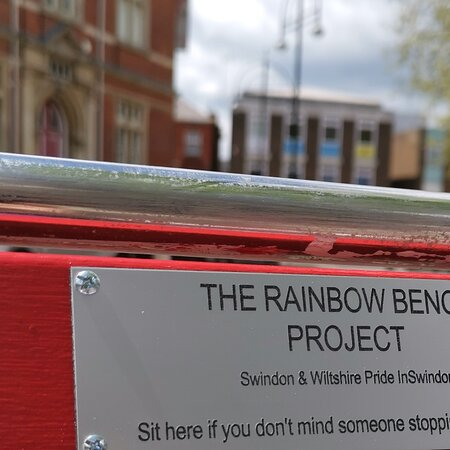 The Rainbow Bench Project