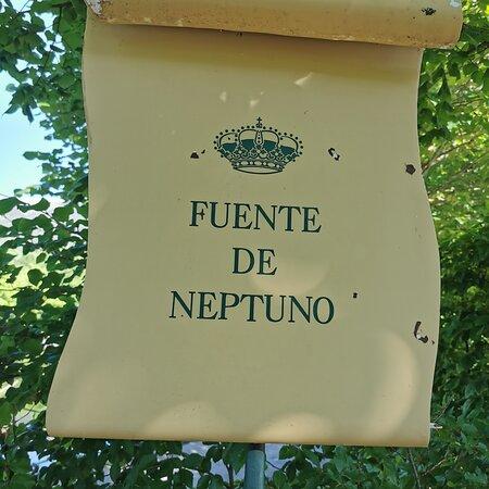 Fuente De Neptuno