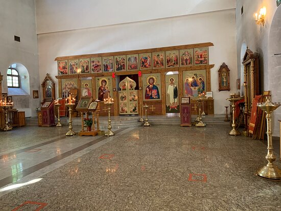 Church of the Kazan Peschanskaya Icon of the Mother of God