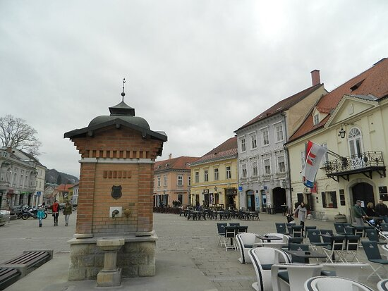 Well on the Main Square