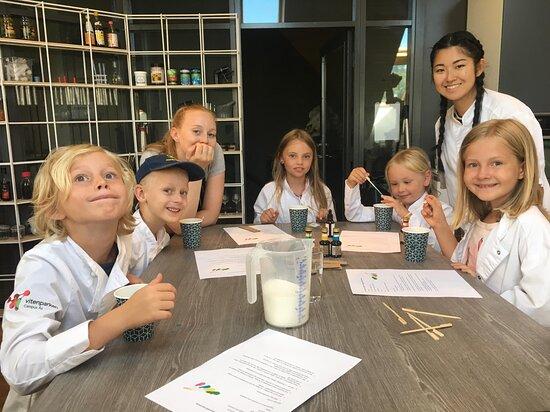 As, נורווגיה: Små forskere 