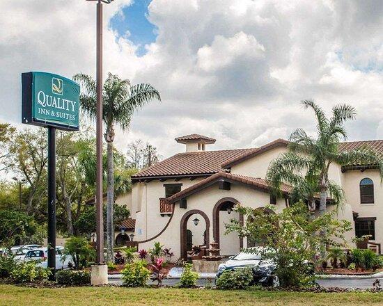 Quality Inn & Suites Tampa Brandon