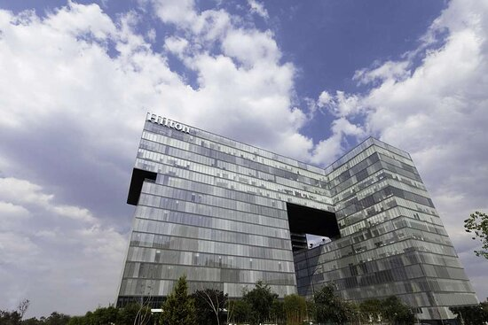 Hilton Mexico City Santa Fe, hoteles en Ciudad de México