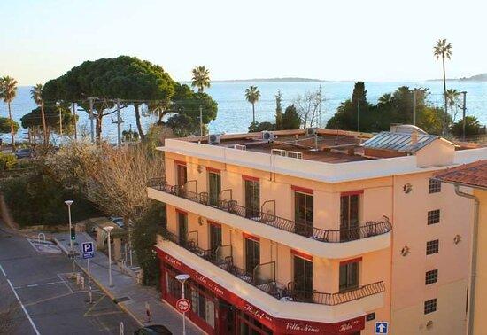 Hotel Villa Nina, hôtels à Juan-les-Pins